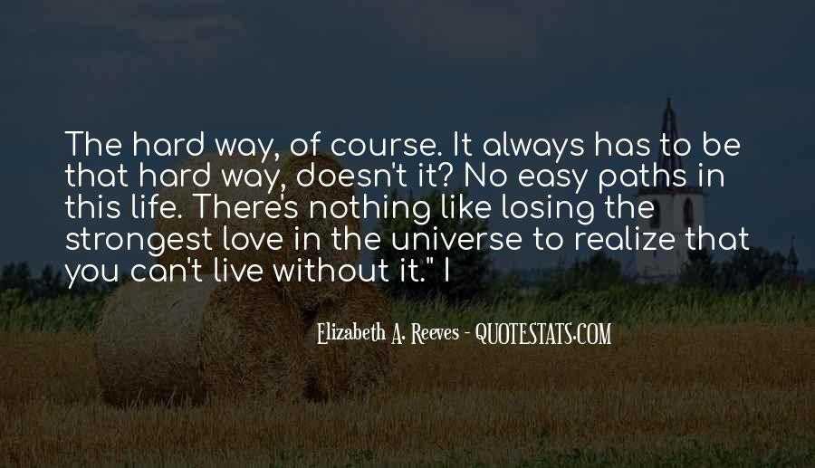 Elizabeth A. Reeves Quotes #1535577