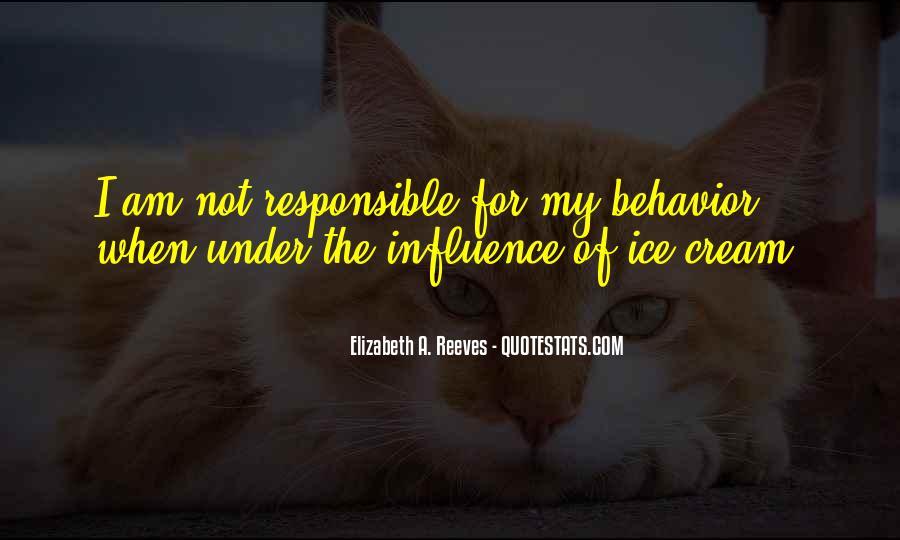 Elizabeth A. Reeves Quotes #341620