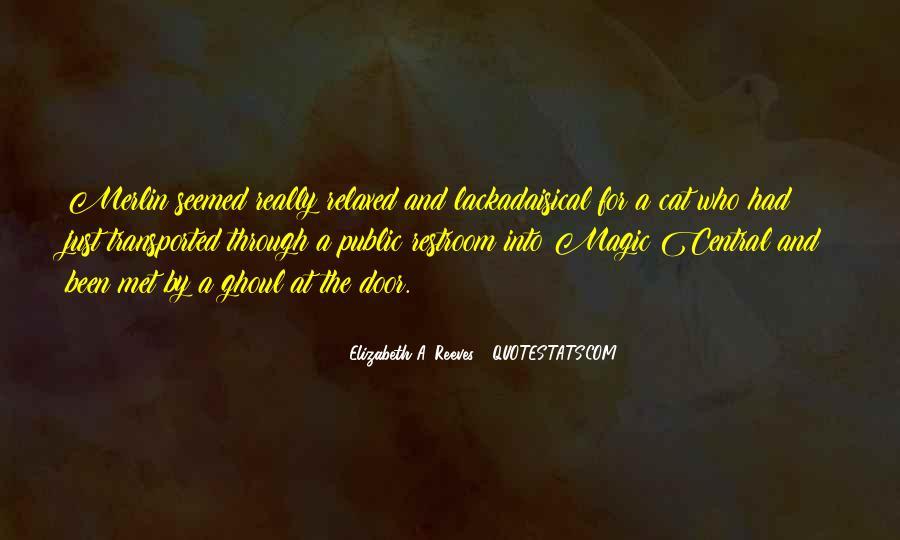 Elizabeth A. Reeves Quotes #477232