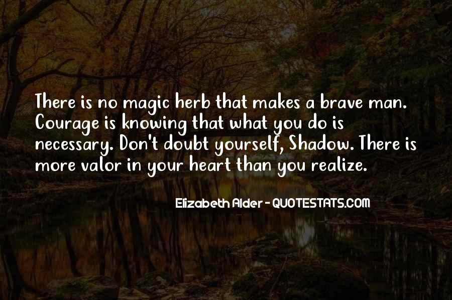 Elizabeth Alder Quotes #371695