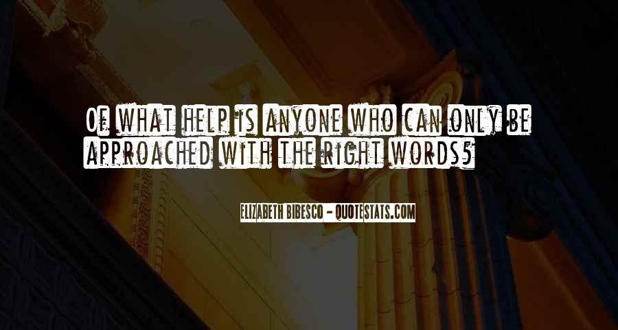 Elizabeth Bibesco Quotes #1123454