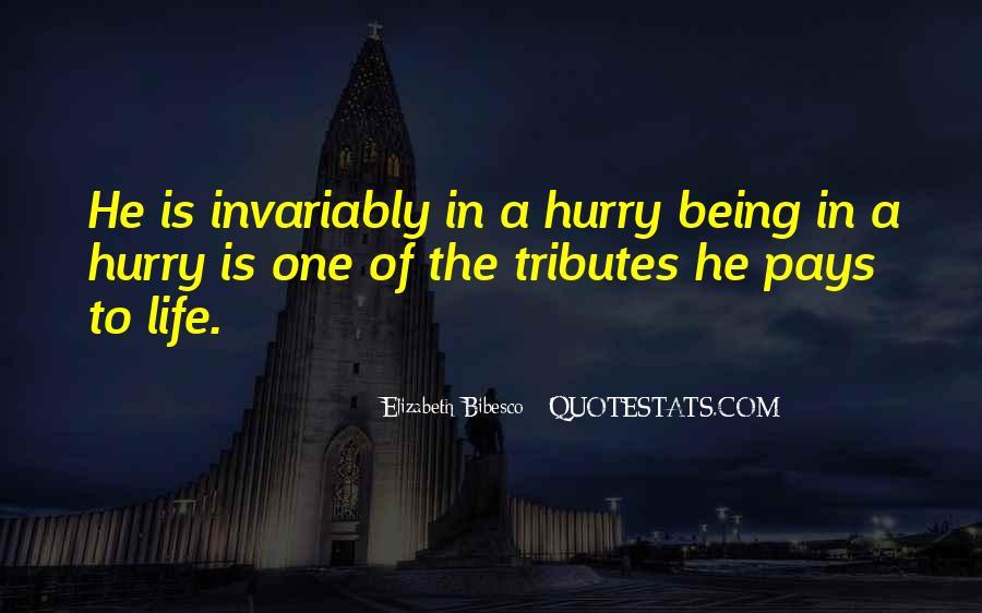 Elizabeth Bibesco Quotes #1164883