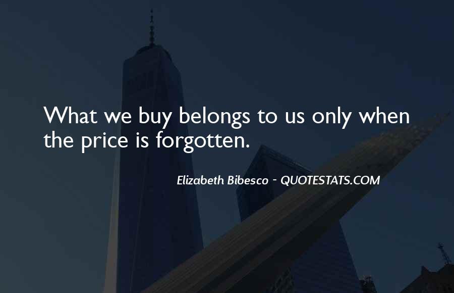Elizabeth Bibesco Quotes #1187730