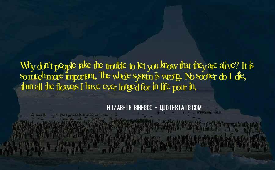 Elizabeth Bibesco Quotes #131719