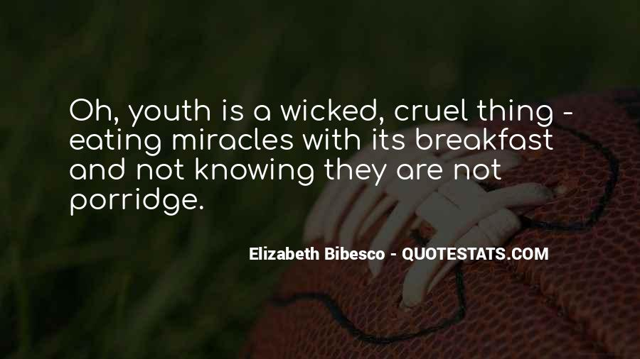 Elizabeth Bibesco Quotes #1337968