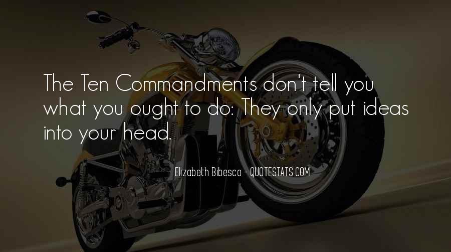 Elizabeth Bibesco Quotes #1361046
