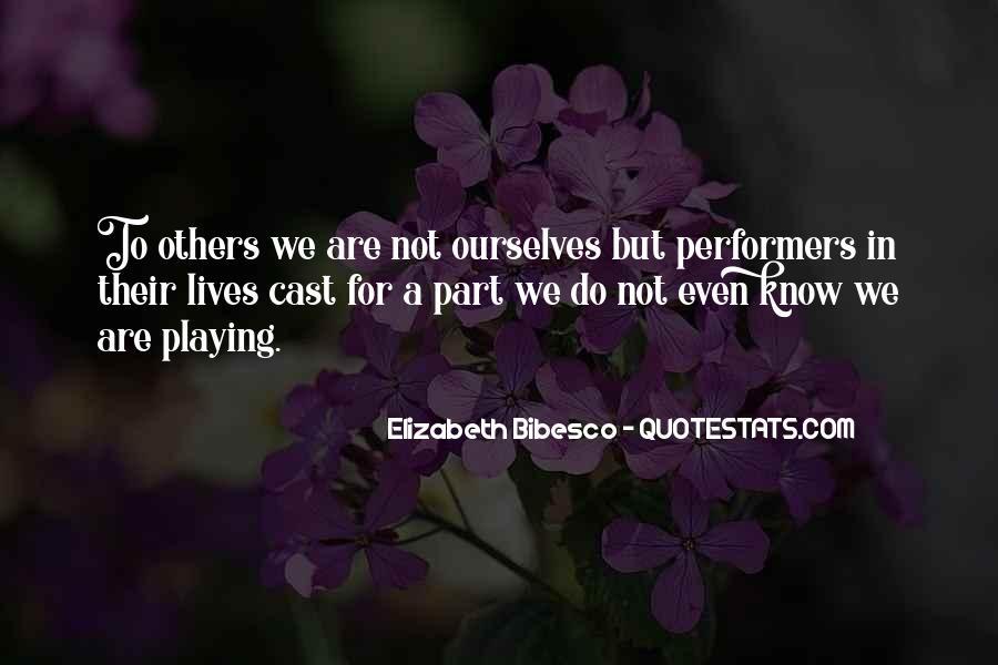 Elizabeth Bibesco Quotes #1556436