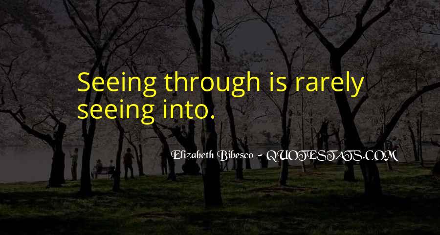 Elizabeth Bibesco Quotes #1624001