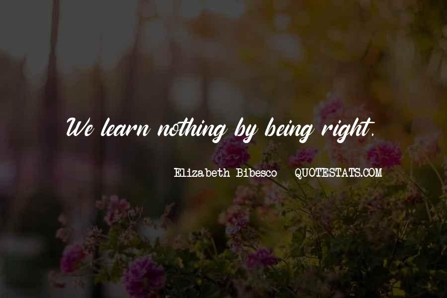Elizabeth Bibesco Quotes #1789560