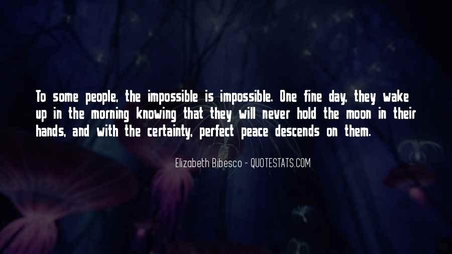Elizabeth Bibesco Quotes #224348