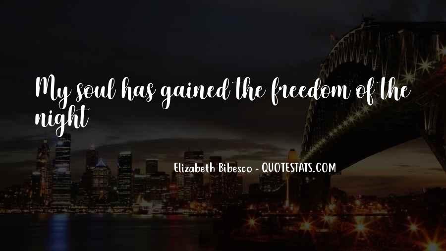 Elizabeth Bibesco Quotes #270946