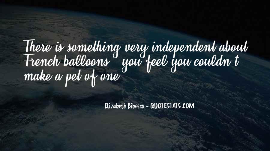 Elizabeth Bibesco Quotes #493578