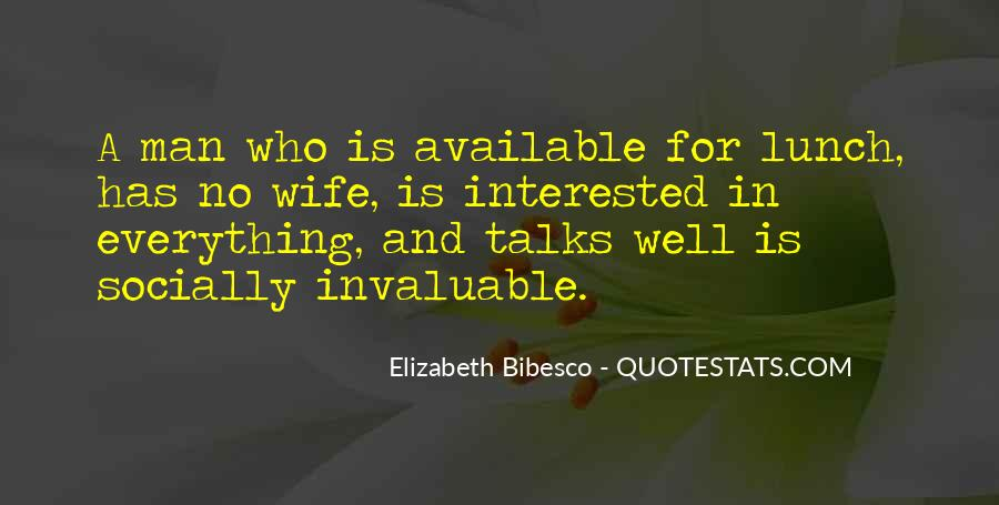 Elizabeth Bibesco Quotes #854915