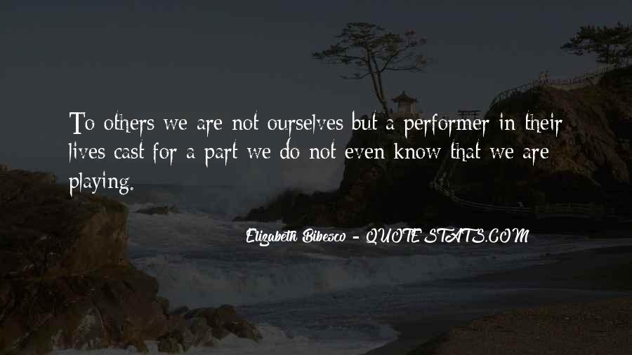 Elizabeth Bibesco Quotes #937964