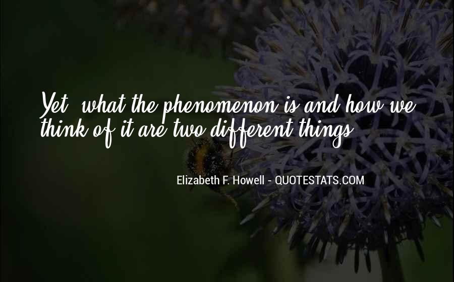Elizabeth F. Howell Quotes #495552