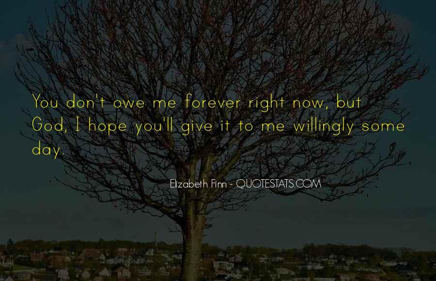 Elizabeth Finn Quotes #1113582