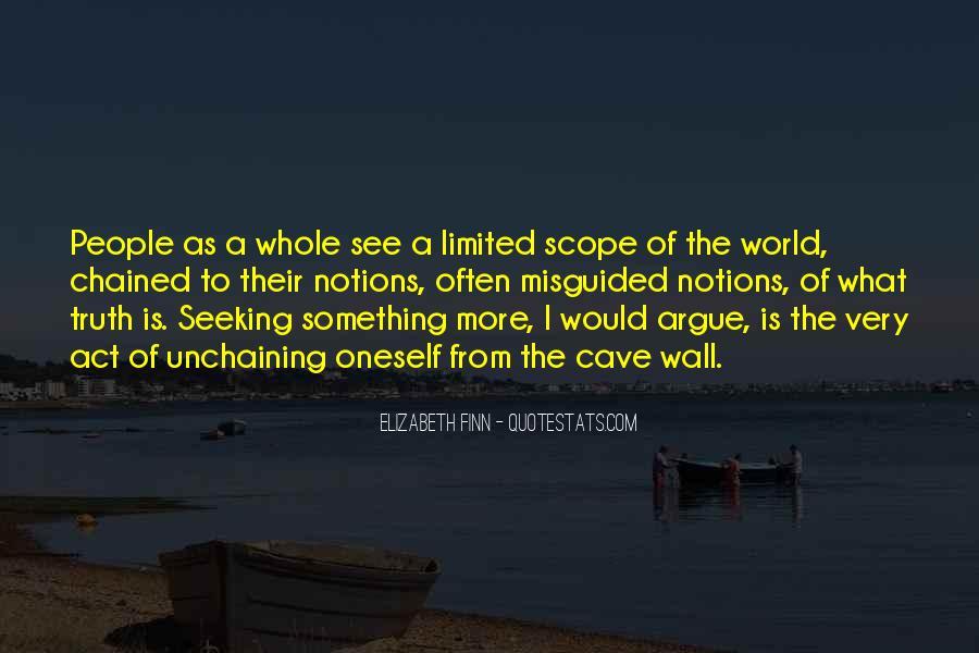 Elizabeth Finn Quotes #1369990