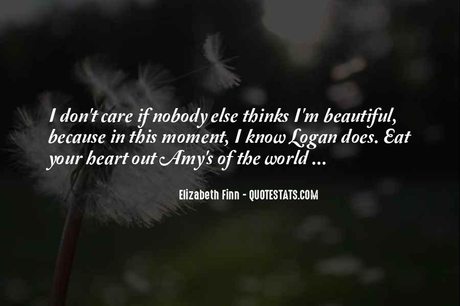 Elizabeth Finn Quotes #1622709
