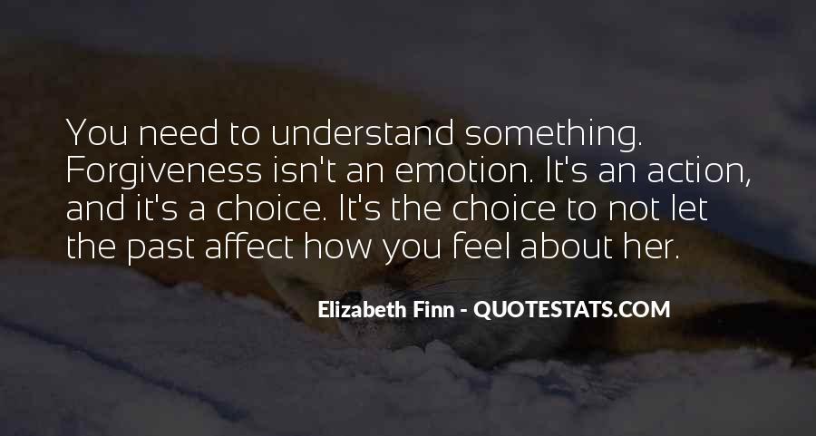 Elizabeth Finn Quotes #176545