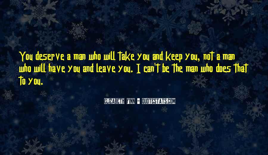 Elizabeth Finn Quotes #1824702