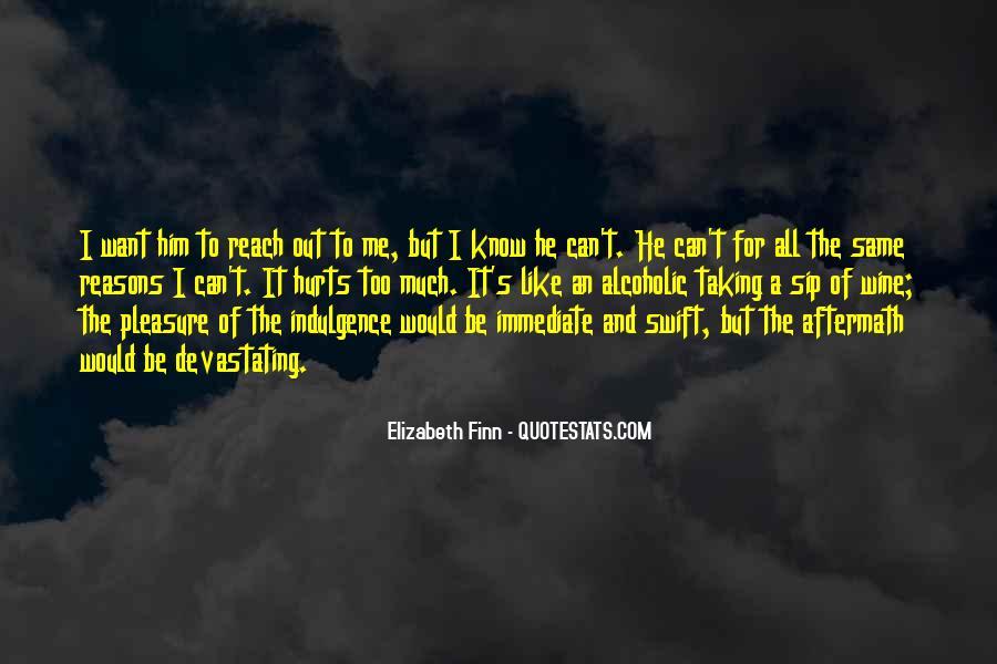 Elizabeth Finn Quotes #561660