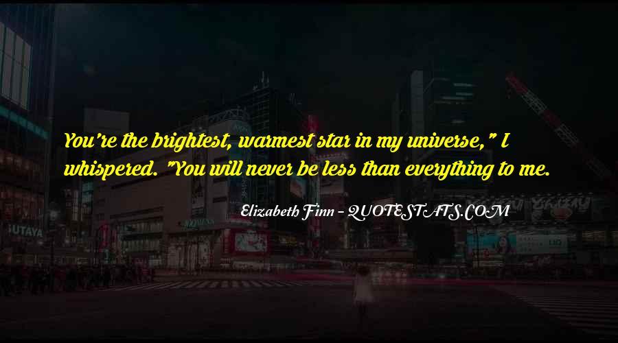 Elizabeth Finn Quotes #625878