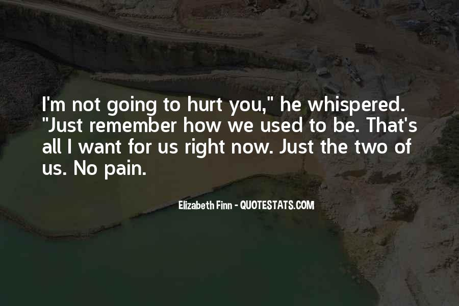 Elizabeth Finn Quotes #635577