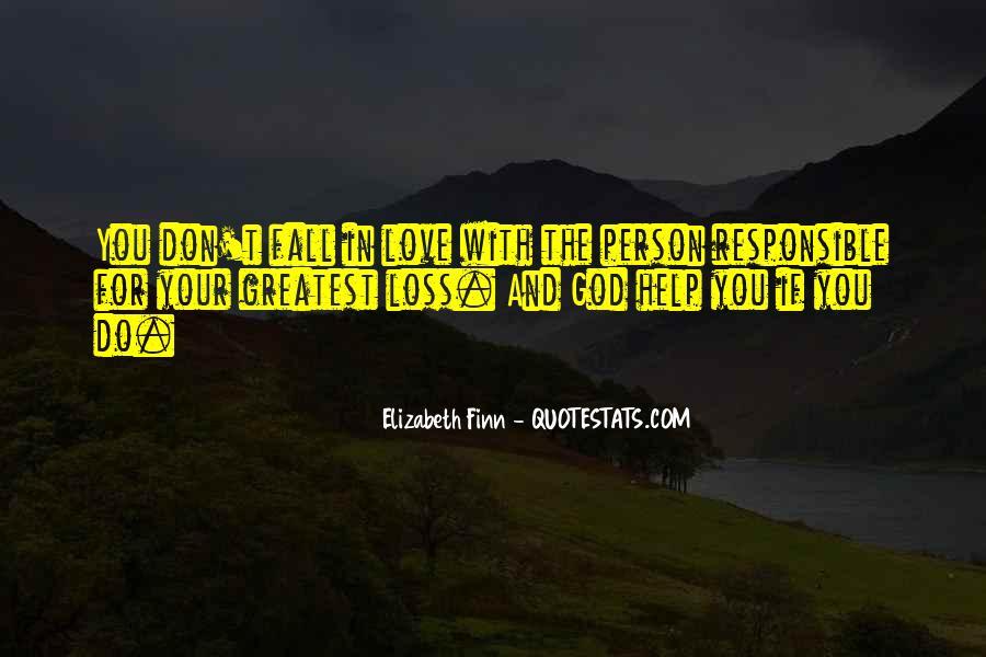 Elizabeth Finn Quotes #65740