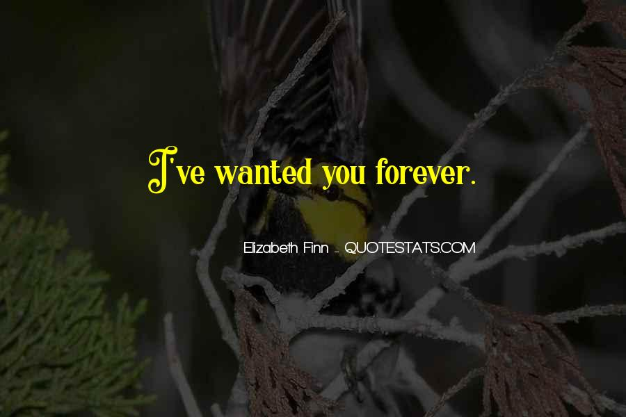 Elizabeth Finn Quotes #964078