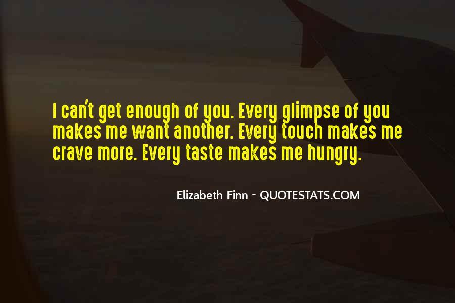 Elizabeth Finn Quotes #976256