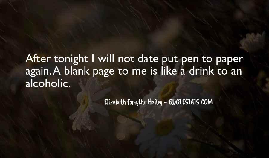 Elizabeth Forsythe Hailey Quotes #1558113