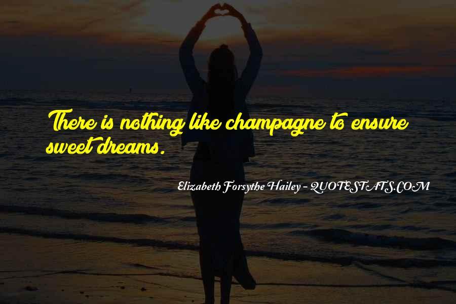 Elizabeth Forsythe Hailey Quotes #1620014