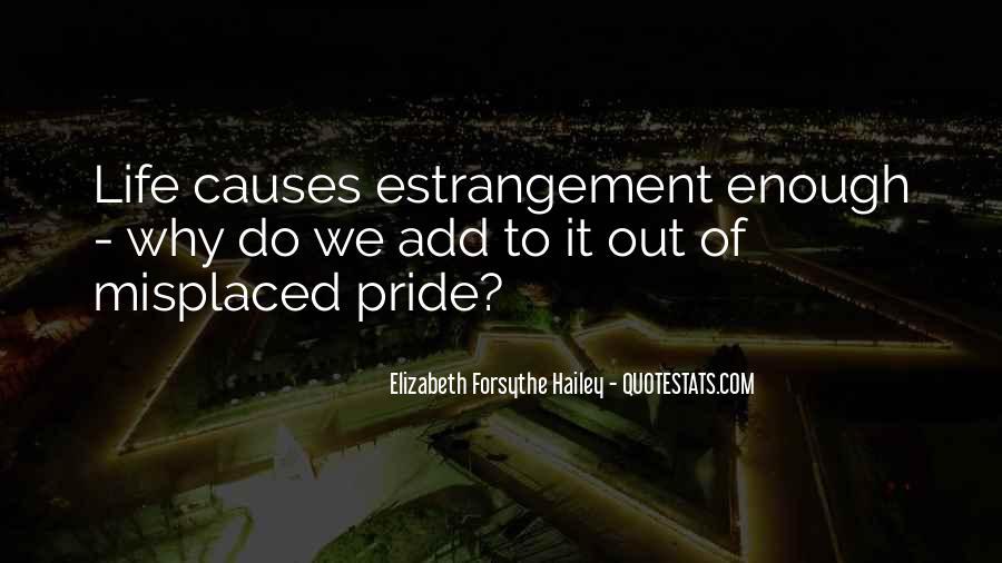 Elizabeth Forsythe Hailey Quotes #1683149