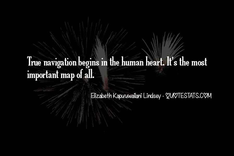 Elizabeth Kapu'uwailani Lindsey Quotes #112877