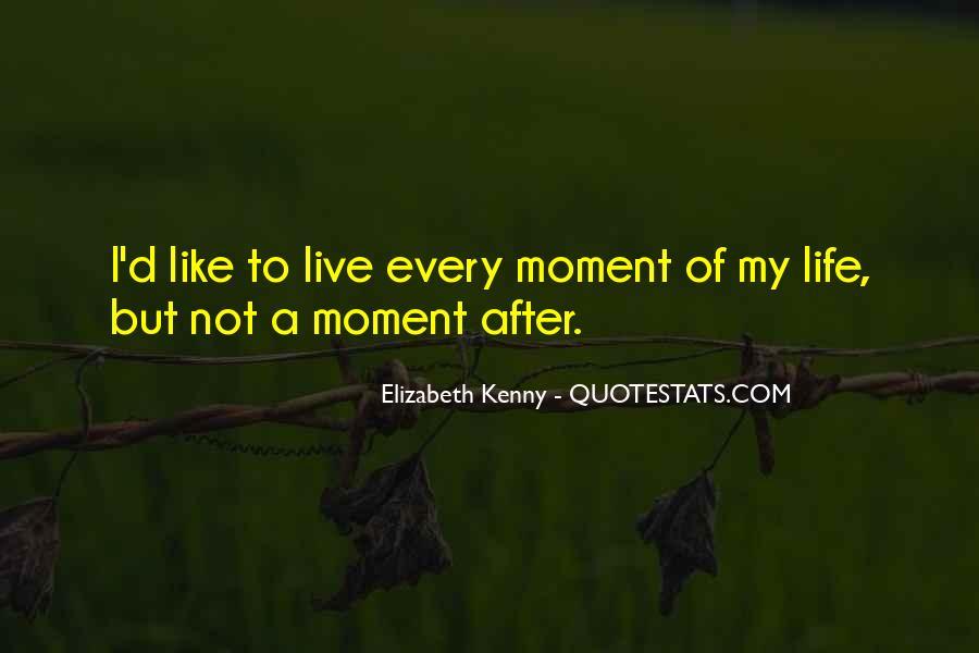 Elizabeth Kenny Quotes #111976