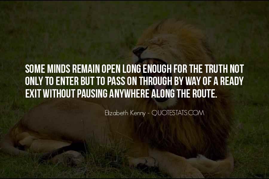 Elizabeth Kenny Quotes #1460077