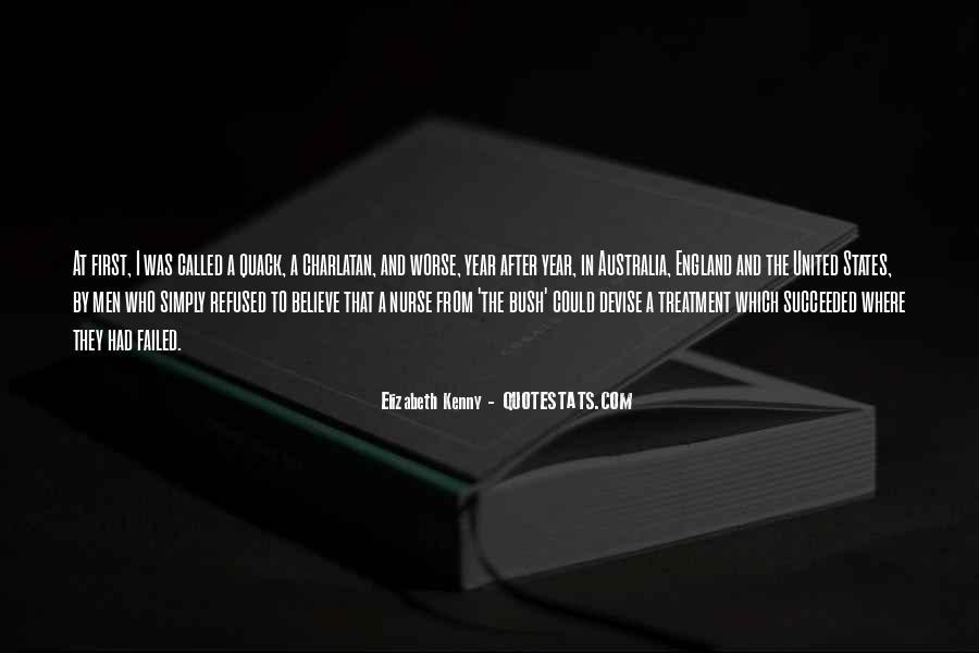 Elizabeth Kenny Quotes #1647485