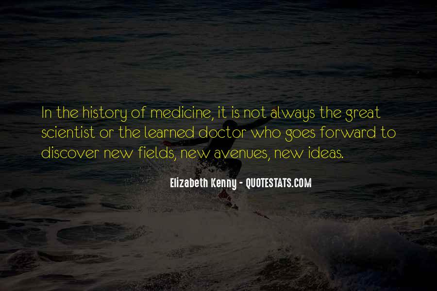 Elizabeth Kenny Quotes #206480