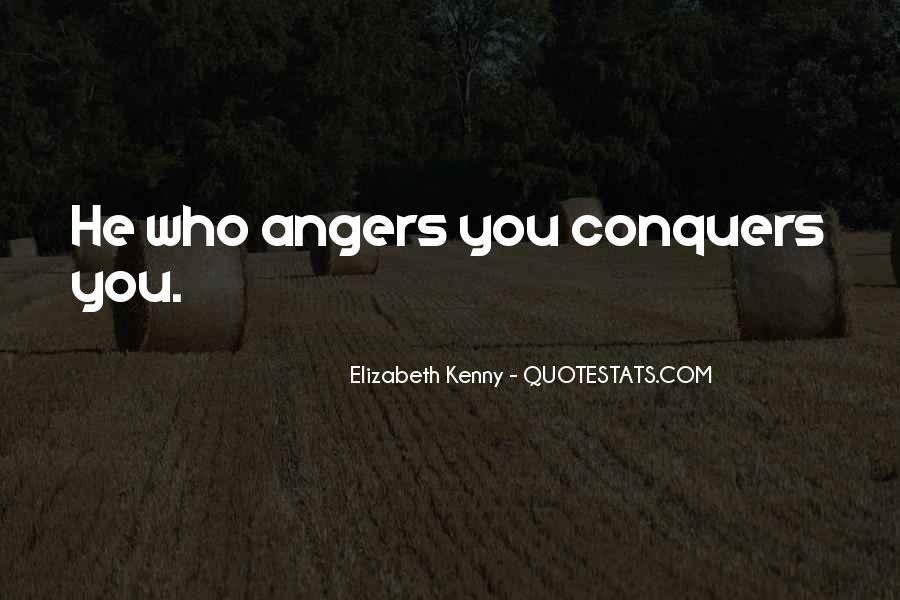 Elizabeth Kenny Quotes #521335