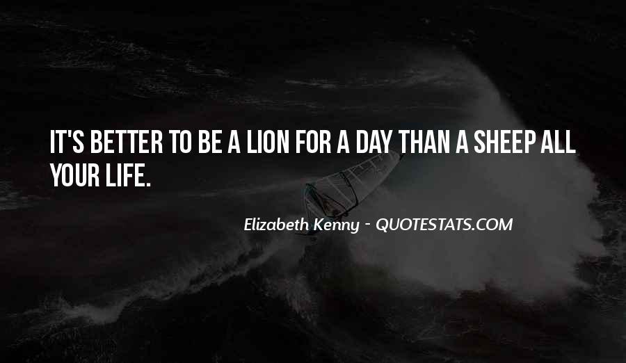 Elizabeth Kenny Quotes #565231