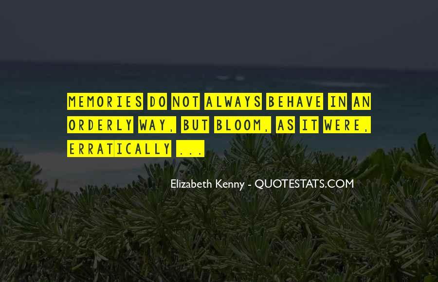 Elizabeth Kenny Quotes #926332