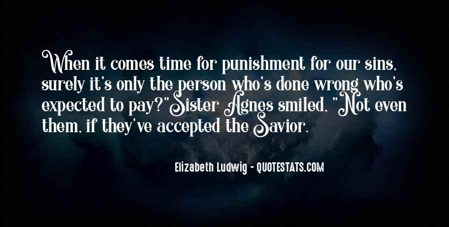 Elizabeth Ludwig Quotes #1667867