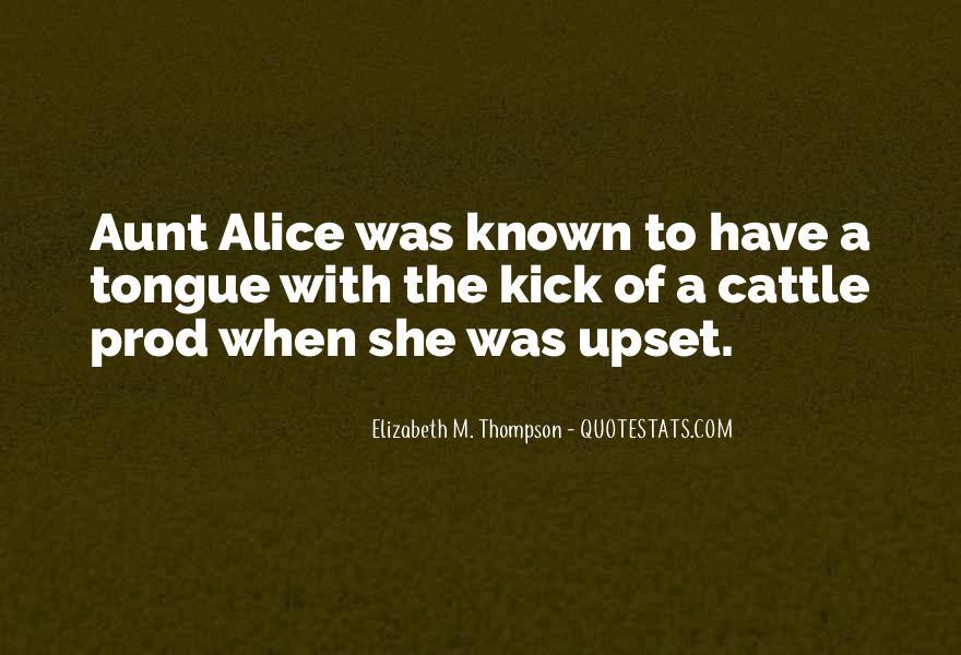 Elizabeth M. Thompson Quotes #725109