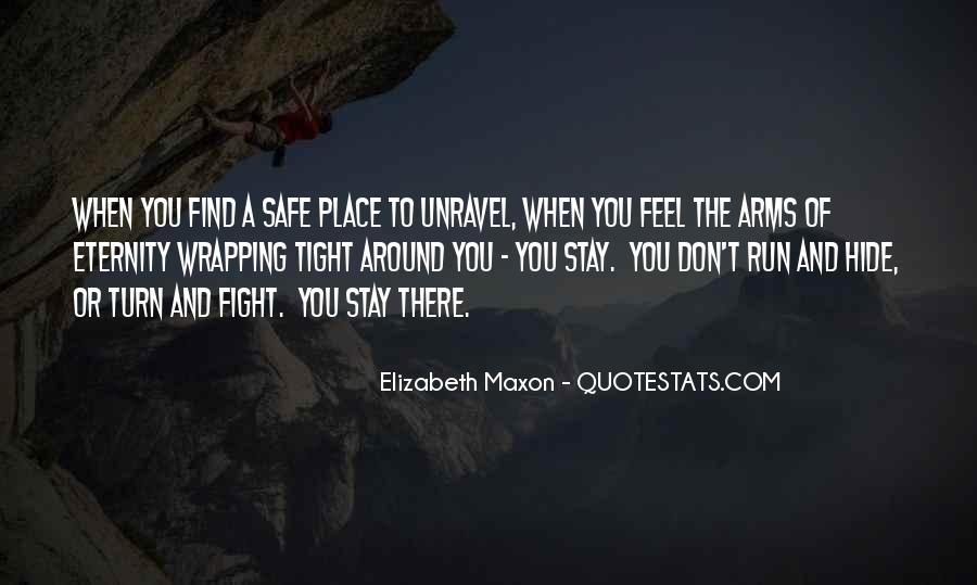 Elizabeth Maxon Quotes #82076