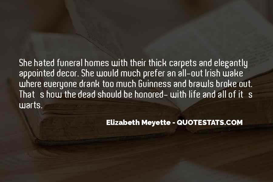 Elizabeth Meyette Quotes #676063