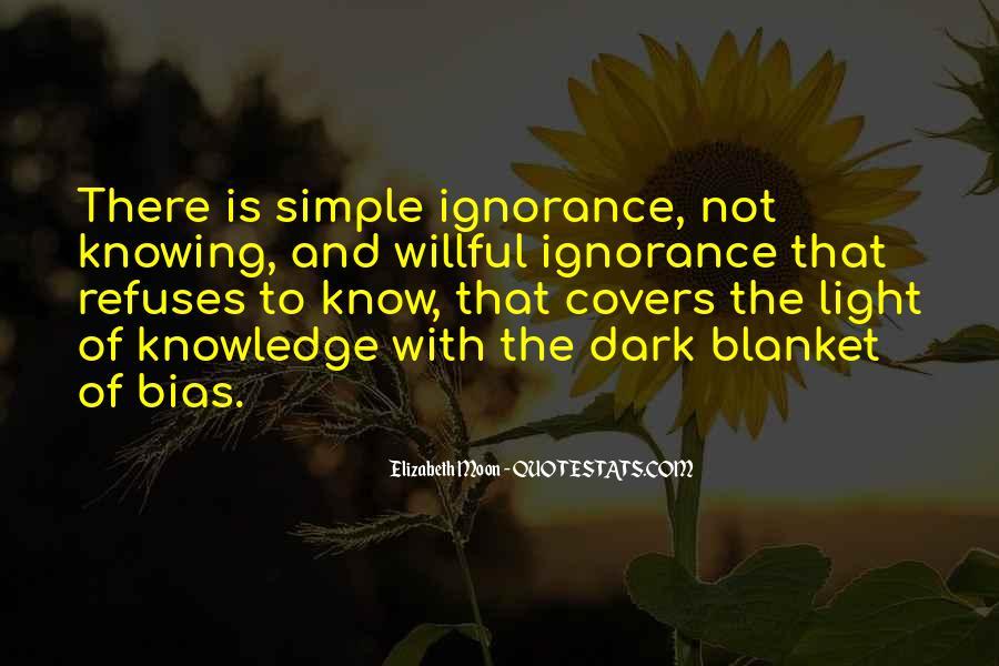 Elizabeth Moon Quotes #1443193