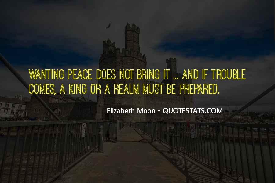 Elizabeth Moon Quotes #198139