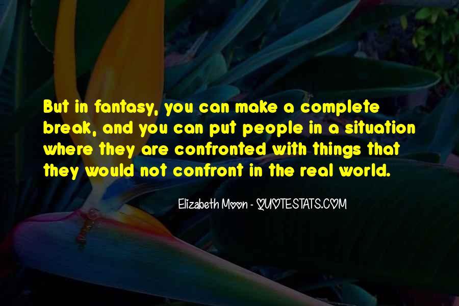Elizabeth Moon Quotes #36003