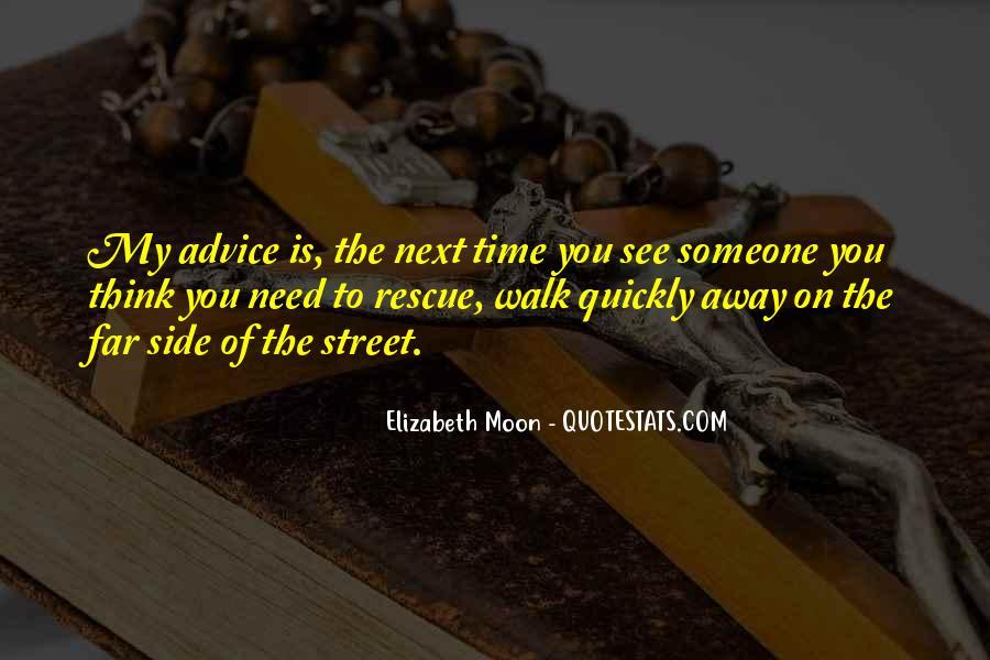 Elizabeth Moon Quotes #674553