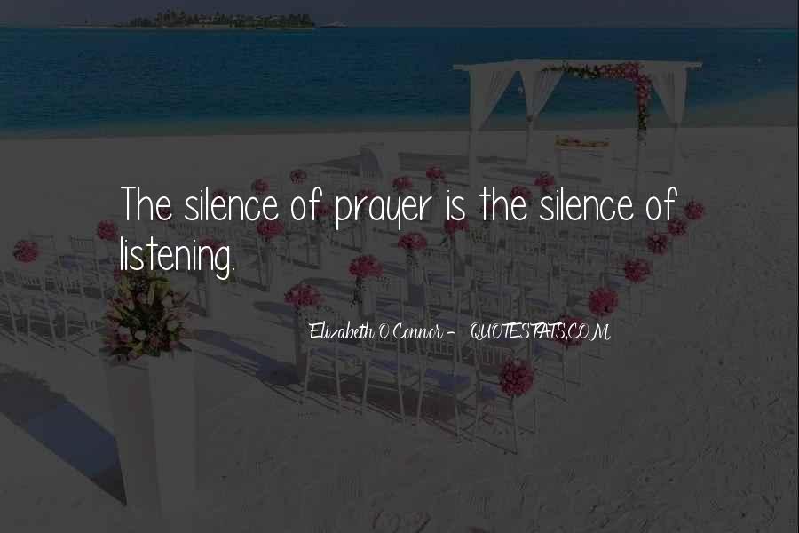 Elizabeth O'Connor Quotes #1371551